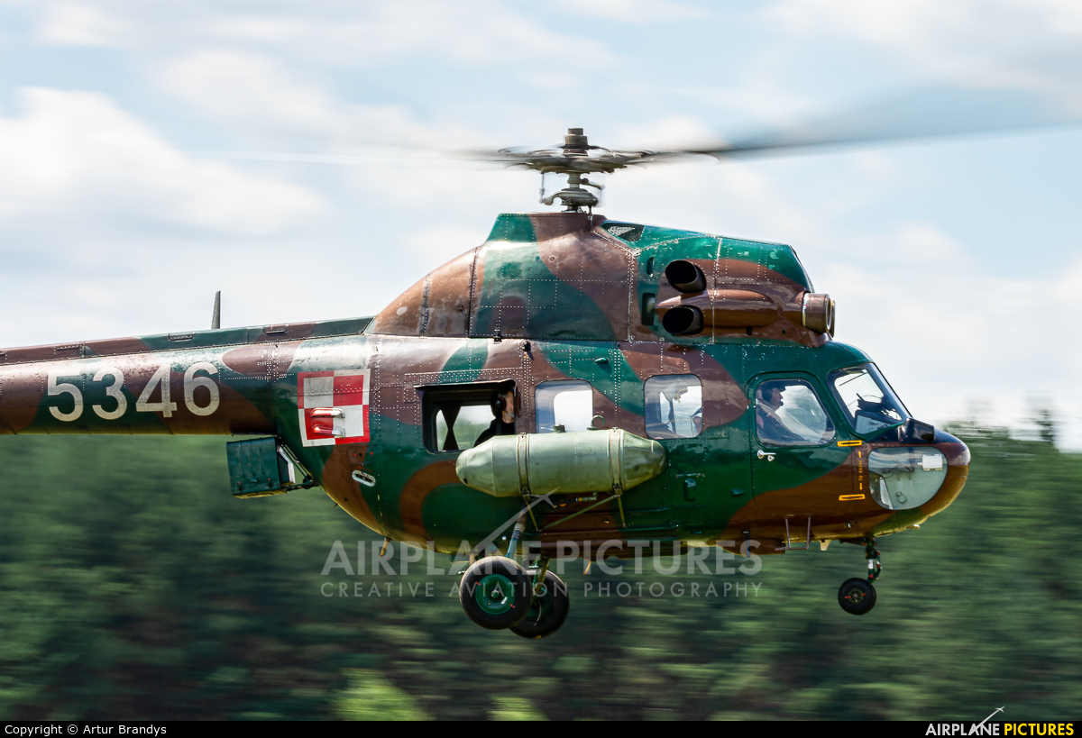 Poland - Army 5346 aircraft at Nowy Targ
