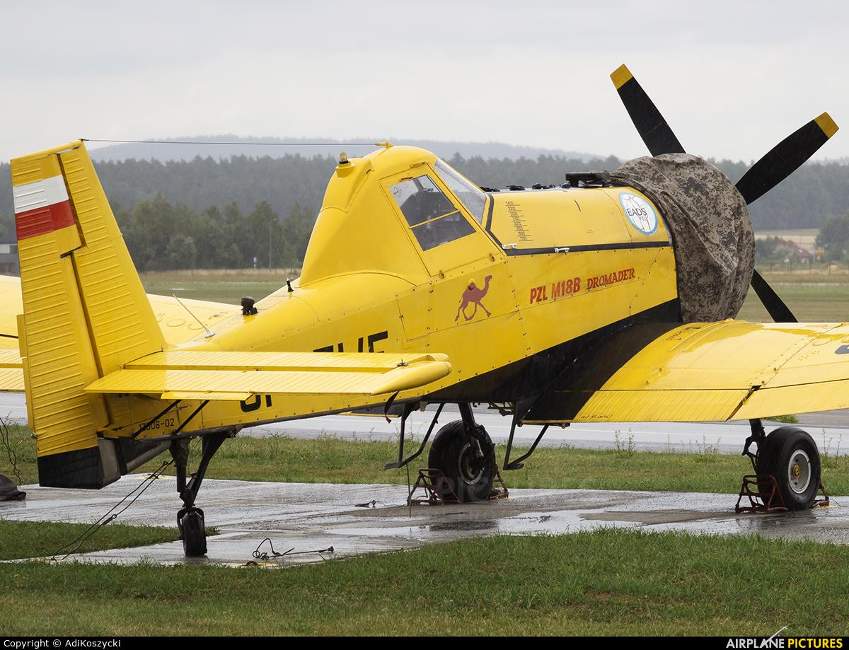 Private SP-ZWE aircraft at Kielce Masłów