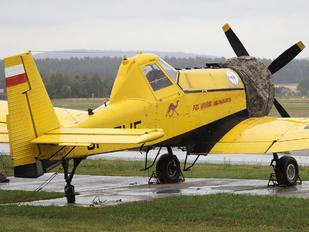 SP-ZWE - Private PZL M-18B Dromader