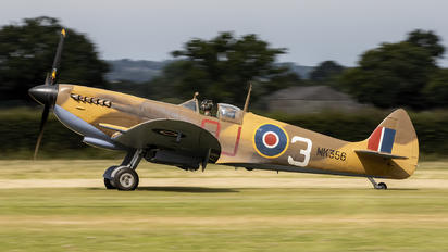 "MK356 - Royal Air Force ""Battle of Britain Memorial Flight"" Supermarine Spitfire LF.IXc"
