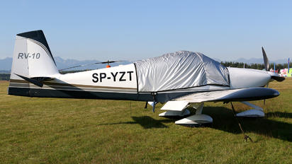 SP-YZT - Private Vans RV-10