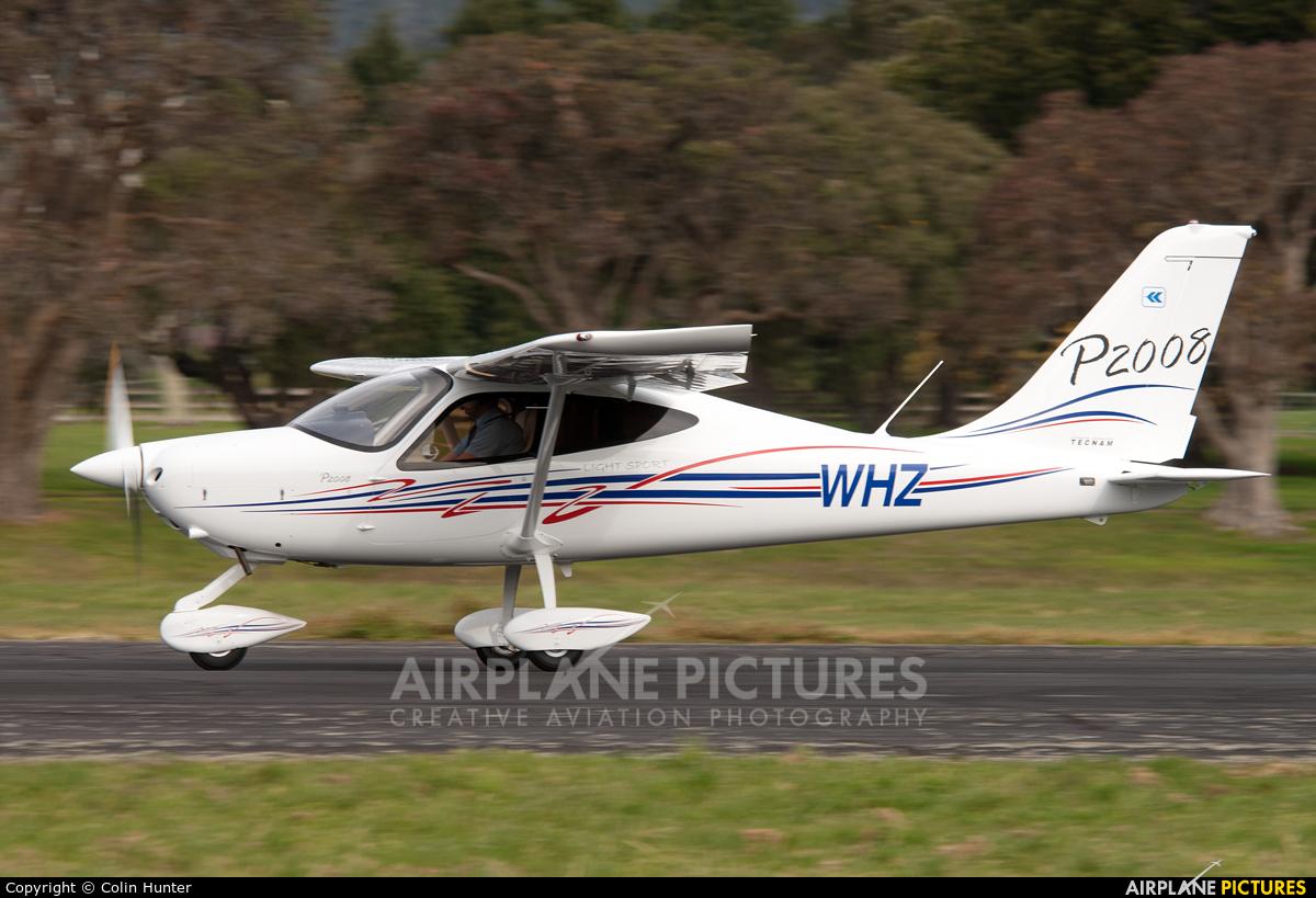 Aero Club - Waikato ZK-WHZ aircraft at Ardmore