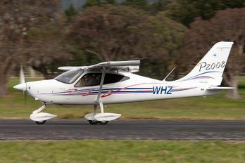 ZK-WHZ - Aero Club - Waikato Tecnam P2008
