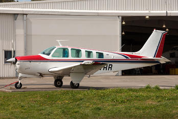ZK-VRR - Private Beechcraft 36 Bonanza