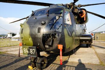 84+87 - Germany - Army Sikorsky CH-53G Sea Stallion