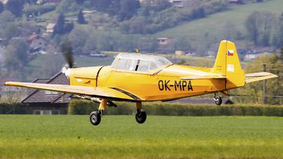 OK-MPA - Private Zlín Aircraft Z-226 (all models)