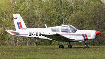 OK-DOJ - Aeroklub Czech Republic Zlín Aircraft Z-43 aircraft