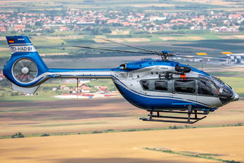 YU-MED - Serbia - Police Airbus Helicopters H145M