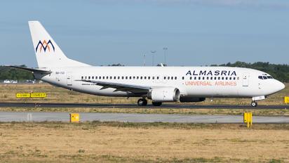 SU-TCI - Almasria Universal Airlines Boeing 737-400