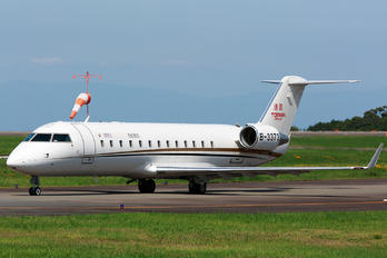 B-3373 - Astro Air Bombardier CL-600-2B19 Challenger 850