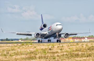 N576FE - FedEx Federal Express McDonnell Douglas MD-11F
