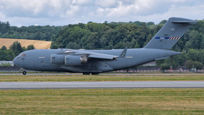 08-0003 - Heavy Airlift Wing (HAW) Boeing C-17A Globemaster III
