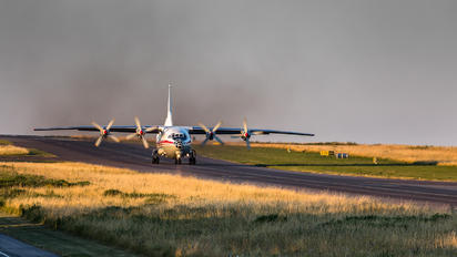 UR-CAJ - Ukraine Air Alliance Antonov An-12 (all models)