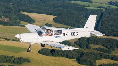 OK-XOG - Aeroklub Roudnice nad Labem Zlín Aircraft Z-43