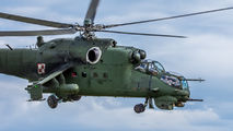 728 - Poland - Air Force Mil Mi-24V aircraft