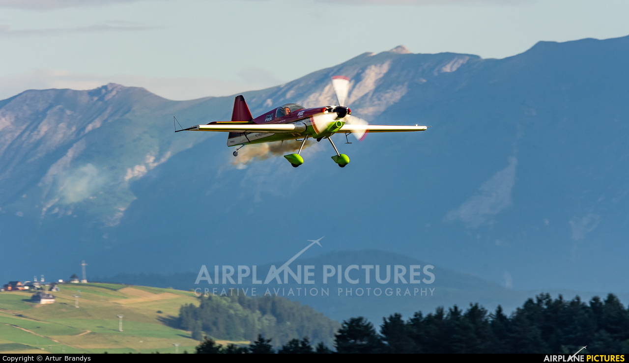 Private N540XX aircraft at Nowy Targ