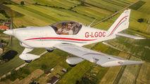 G-LGOC - 3AT3 Formation Flying Team Aero AT-3 R100  aircraft