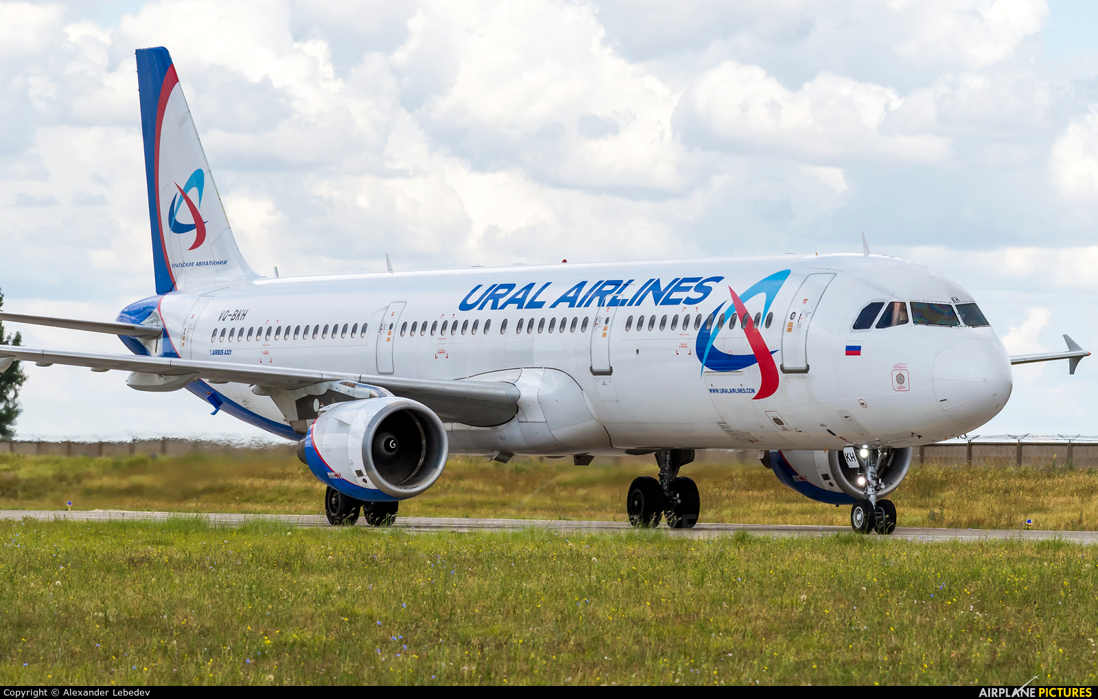 Ural Airlines VQ-BKH aircraft at Undisclosed Location