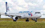 VQ-BKH - Ural Airlines Airbus A321 aircraft