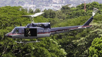 MSP025 - Costa Rica - Ministry of Public Security Bell UH-1H Iroquois