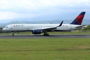N550NW - Delta Air Lines Boeing 757-200WL