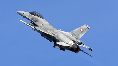 4044 - Poland - Air Force Lockheed Martin F-16C block 52+ Jastrząb