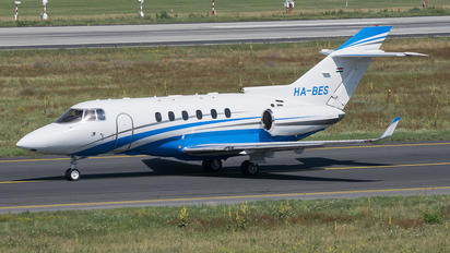 HA-BES - Private Raytheon Hawker 800XP