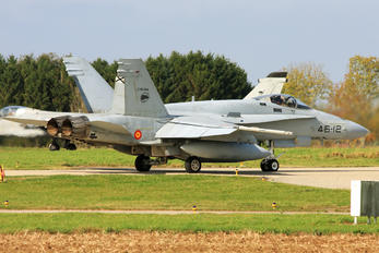 C.15-84 - Spain - Air Force McDonnell Douglas F/A-18A Hornet