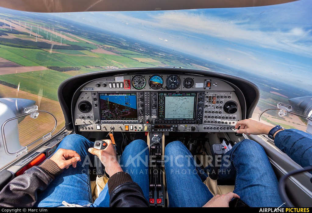 Private D-GEWF aircraft at In Flight - Germany