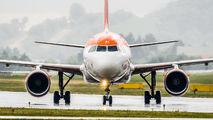 G-EZAI - easyJet Airbus A319 aircraft