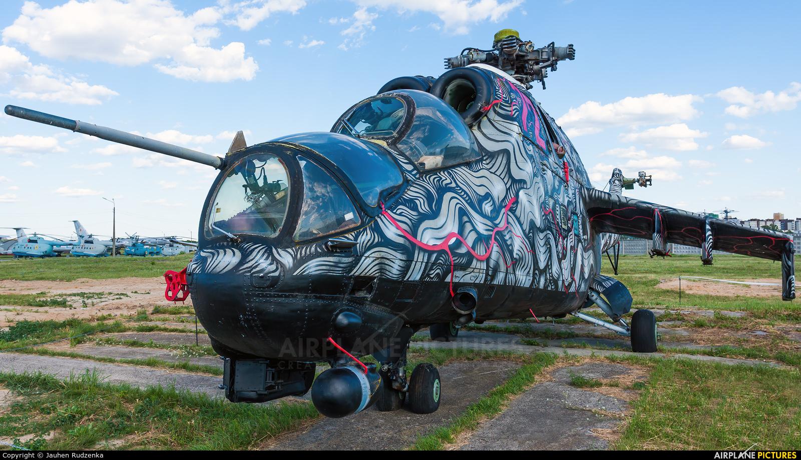 Ukraine - Air Force 72 aircraft at Kyiv - Zhulyany