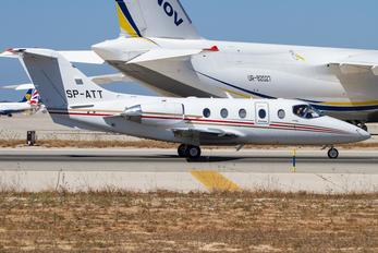 SP-ATT - Private Beechcraft 400A Beechjet