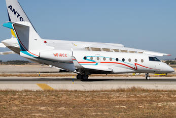 N516CC - Private Israel IAI 1126 Gulfstream G200 Galaxy