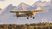 SP-AFY - Private Piper L-4 Cub aircraft