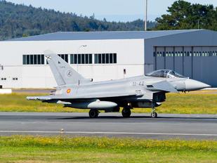 C.16-42 - Spain - Air Force Eurofighter Typhoon