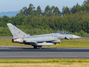 C.16-43 - Spain - Air Force Eurofighter Typhoon
