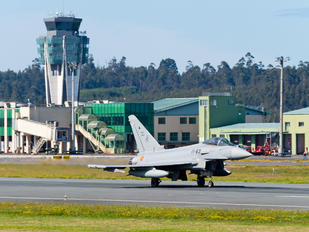 C.16-63-10048 - Spain - Air Force Eurofighter Typhoon