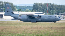 16-5840 - USA - Air Force Lockheed C-130J Hercules aircraft