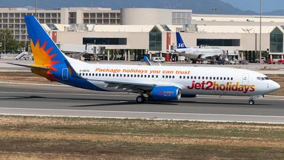 G-DRTG - Jet2 Boeing 737-800