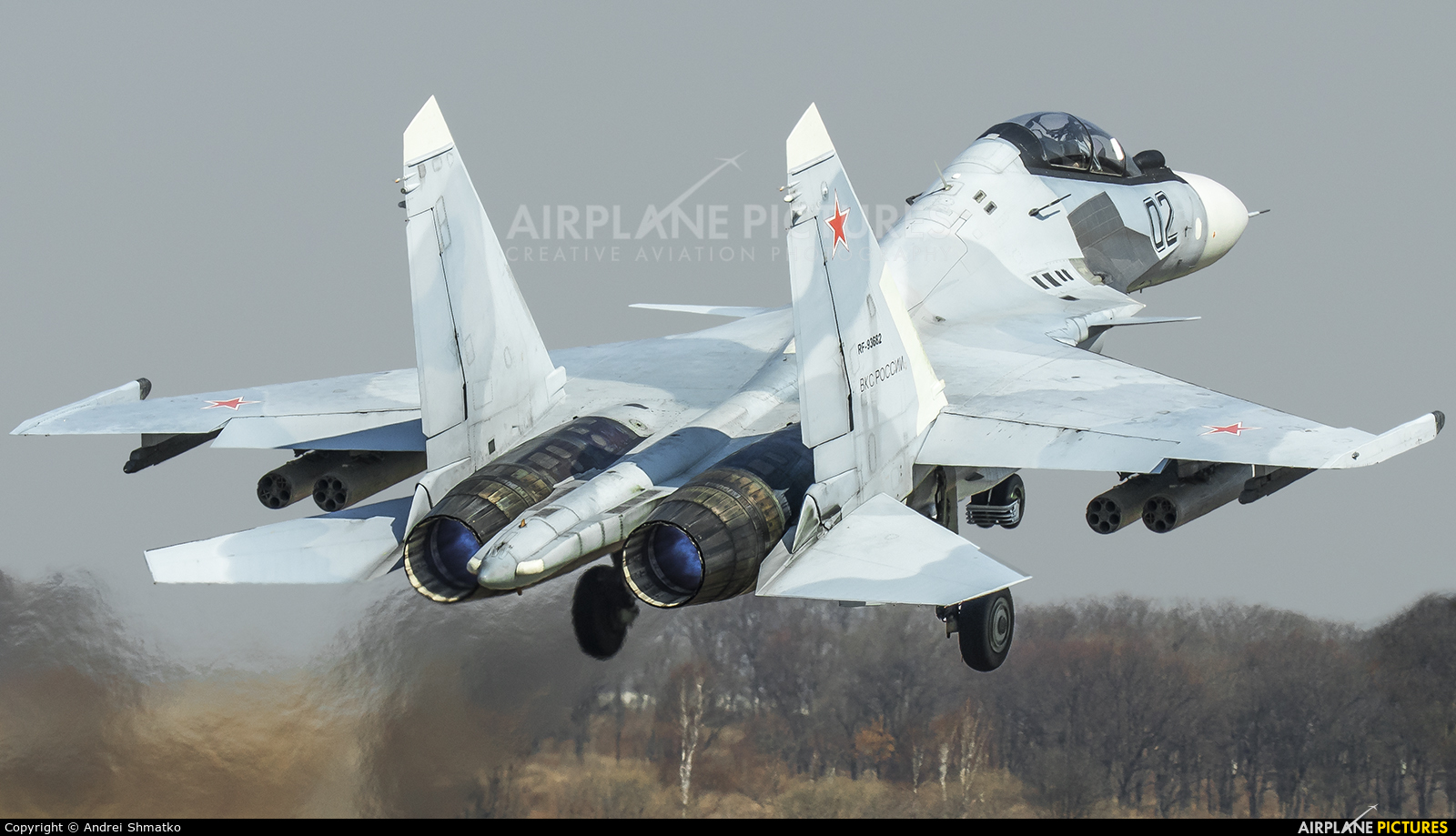 Russia - Air Force RF-93682 aircraft at Undisclosed Location