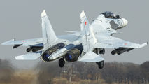 RF-93682 - Russia - Air Force Sukhoi Su-30SM aircraft