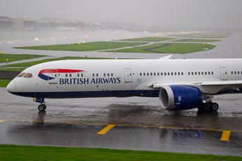 G-ZBKO - British Airways Boeing 787-9 Dreamliner