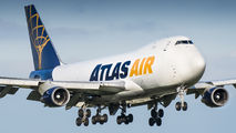 N418MC - Atlas Air Boeing 747-400F, ERF aircraft