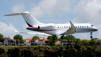 A7-CED - Qatar Executive Bombardier BD-700 Global 5000