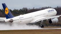 D-AIKP - Lufthansa Airbus A330-300 aircraft