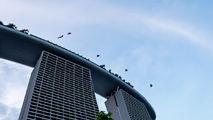 - - Singapore - Air Force Boeing F-15E Strike Eagle aircraft