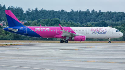 G-WUKL - Wizz Air UK Airbus A321 NEO