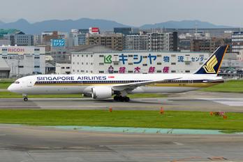 9V-SCL - Singapore Airlines Boeing 787-10 Dreamliner