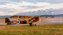 SP-MAM - Private Piper L-4 Cub aircraft
