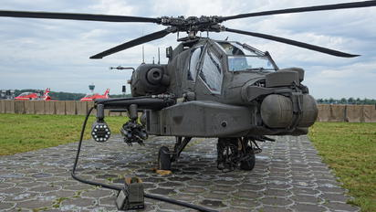 Q-21 - Netherlands - Air Force Boeing AH-64D Apache